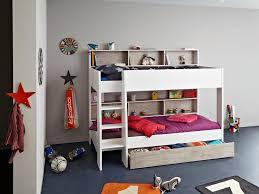 unique childrens furniture. Parisot Tam Bunk Bed - White And Loft Grey Childrens Funky Furniture 1 Unique .