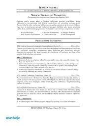 Medical Technologist Resume Examples Resume