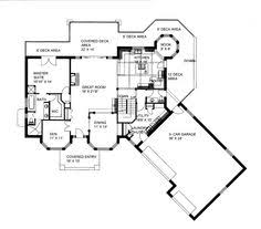 love this condo! i would totally love in a condo with this floor Eplans Contemporary House Plans eplans contemporary house plan contemporary with a touch of craftsman style 4894 square feet and 4 bedrooms from eplans house plan code Eplans Ranch House Plans