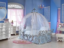 Princess Girls Bedroom Adorable Cinderella Inspired Colorful Girls Bedroom With Chic
