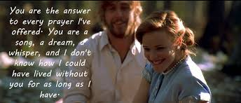 quotes from the notebook movie that immortalized love photo credit highdefdiscnews com the notebook