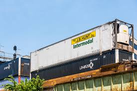 Jb Hunt Intermodal Did This Transport Company Just Sound The Alarm For Trucking