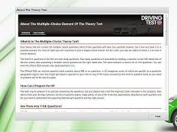 Revision Material   TheoryTest ie   The official RSA Driver Theory