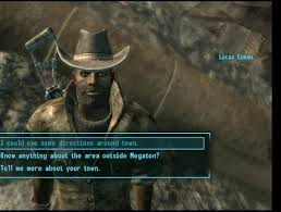 Who Preston Garvey wishes he was : gaming