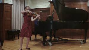 Ava Andrews Concerto Competition Application - YouTube