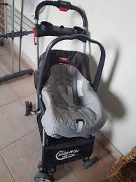 graco snap and go double stroller