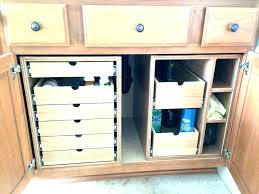pull out storage bins.  Pull Pull Out Drawer Organizer Craft  Full Image For Bookshelf With   For Pull Out Storage Bins G