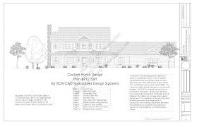 Small Picture custom house plans SDS Plans
