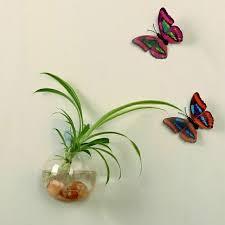 new fashion hanging flower pot glass