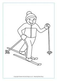Teachers may also print them for their hockey coloring sheets are a fun activity for hockey themed birthday party loot bags or just a fun activity for kids who are hockey fans to do in the winter. Winter Olympics Colouring Pages