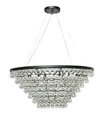 charming glass drop chandelier light tapered glass drop crystal chandelier droplet glass chandelier west elm
