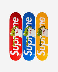 Cool Skateboard Designs The 10 Most Iconic Supreme Skateboard Decks