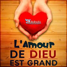 Lamour De Dieu Est Grand Image Biblique Images Chrétiennes
