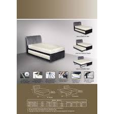 single mattress sizes. SLEEPY NIGHT SAPPHIRE SINGLE SIZE 5-IN-1 PULL OUT BED Single Mattress Sizes R