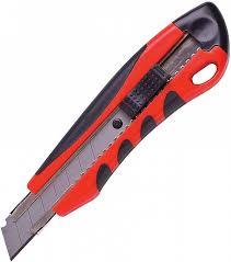 "<b>Нож универсальный</b> ""<b>Brauberg</b>"" 18 мм, автофиксатор, с ..."