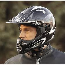 Mossi Mx Atv Motocross Helmet 62445 Helmets Goggles