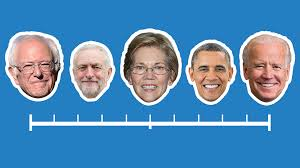 US election: How left-wing is the Democratic field? - BBC News