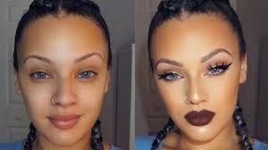 impressive makeup transformations ugly to pretty