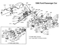 wiring diagram for 1950 ford wiring pinterest ford 1951 Plymouth Wiring-Diagram at Wiring Diagram For A 1951 Mercury