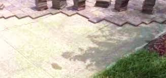 paver installation on top of existing concrete slab is possible