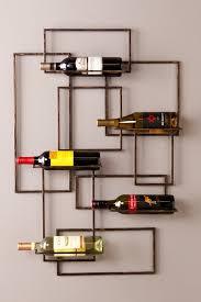 cool wall decor valier wall mount wine sculpture on hautelook on metal wall wine racks art with cool wall decor valier wall mount wine sculpture on hautelook
