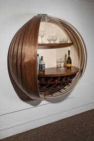 Splinter Works Dime Bar Cabinet 4 Interior Design Wall