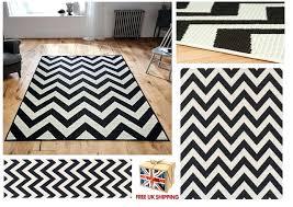 black and white chevron rug all sizes chevron utility rugs hall runners monochrome rug black black black and white chevron rug