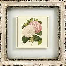 pink floral flower wall art prints rustic cream frames set of 4 on flower wall art prints with pink floral flower wall art prints rustic cream frames set of 4