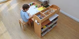 children's arts and crafts table and chairs  children's furniture