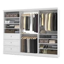 Hamilton Closet Organizer Kit