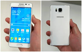 white samsung galaxy phones. samsung galaxy alpha dazzling 32gb white mobile phones online at low prices | snapdeal india w