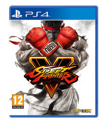 street fighter 5 sony ps4 steelbook limited edition new ebay