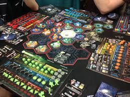 hegemonic in play