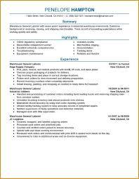 Hvac Resume Objective Career Objective Examples Welder Updated