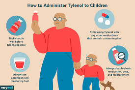 Tylenol Cold Dosage Chart Tylenol Dosage For Infants And Children