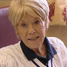 Captured on camera: Brave Wendy Richard making her final TV appearance    Daily Mail Online