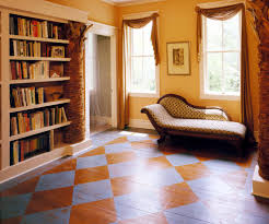 Painted Wood Kitchen Floors Best Paint For Vinyl Flooring All About Flooring Designs
