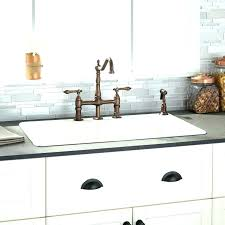 iron kitchen cast iron sink cast iron kitchen sink brilliant red and faucets intended for decoration iron kitchen