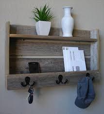 10 Hook Coat Rack 100 DIY Entryway Decor And Storage Ideas Rustic entryway Hanger 70