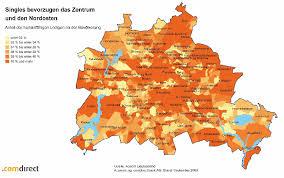 Partnersuche Wo Es Singles Hinzieht Berlin Tagesspiegel