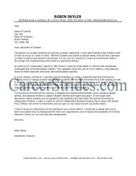 Search Results For Cover Letter Expamples For Teachers Aide