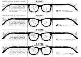 Download En Print Je Eigen T Bril Positieve Revolutie