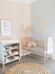 Sophieu0027s Twin Nursery Petite Vintage Interiors Baby Girl