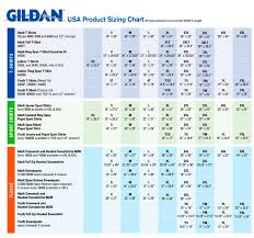 Gildan Size Chart Custom T Shirts From Monkey In A Dryer