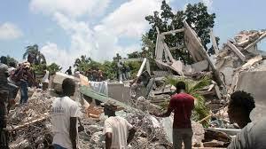 At least 1,300 dead in Haiti earthquake ...