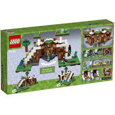 Lego Minecraft 21134 De Watervalbasis De Boer Drachten