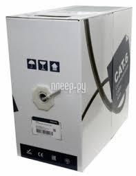 <b>Сетевой кабель 5bites UTP</b> / SOLID / 6CAT / CCA / PVC / 305M ...