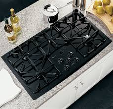 "ge profileâ""¢ series 36 black ceramic glass gas conventional ge profileâ""¢ series 36 black ceramic glass gas conventional cooktop w sealed burners sears"