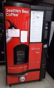 Hot Drink Vending Machines For Sale Awesome Crane National Vendors 48 Seattle's Best Hot Drink Center Hot
