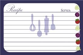 Recipe Cards Templates 40 Recipe Card Template And Free Printables Tip Junkie